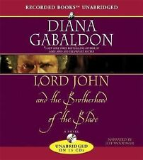 NEW! Lord John and the Brotherhood of the Blade by Diana Gabaldon [Audiobook]