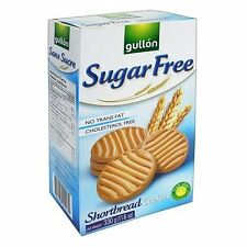 Gullon Sugar-Free Shortbread Cookies | 330g