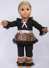 Handmade new clothes outfit for 18inch American girl doll party b14
