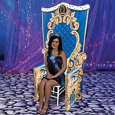 QUEEN ROYAL CELEBRATION THRONE FOR HER * party decoration * birthday * princess