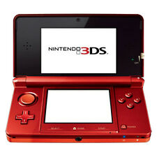 Nintendo 3DS - Flame Red Handheld System