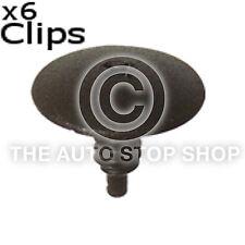 Clips Trim Clips Volkswagen LT28-50/Multivan/Passat etc Part 10665vw Pack of 6