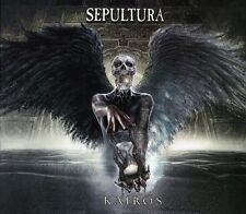 Kairos - Sepultura (2011, CD NEUF)2 DISC SET