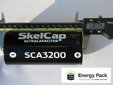 3456F Farad 2.85V Higher quality Supercapacitor Ultracapacitor lowest ESR (EDLC)