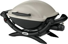 NEW Weber 50060224 Weber Baby Q BBQ Q1000 for LPG Gas Barbecue Camping Caravan