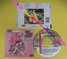 CD SOUNDTRACK My Fair Lady 70000 2 EUROPE REISSUE no lp mc dvd vhs (OST1)