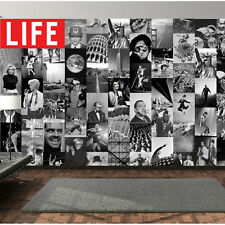 CREATIVE COLLAGE 64 PIECE MOSAIC MURAL WALL ART PHOTO LETTERS C64P-LIFE-001