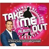 V/A- Take Me Out (The Album) 3CD Feat Rihanna,LMFAO,Jessie J,Calvin Harris