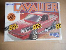 1982 Chevrolet Cavalier J-Car Model Kit 1/25   Sealed!!