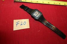 NICE VINTAGE CASIO AE-9W LCD WATCH F20 ~Just In from Estate~