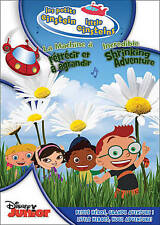 Disney Little Einsteins: The Incredible Shrinking Adventure by