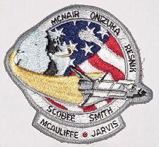 Aufnäher Patch Raumfahrt NASA STS-51L Space Shuttle Challenger .........A3140