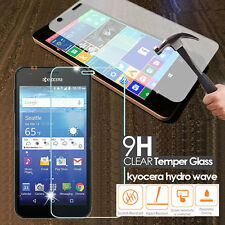 Ultra HD 9H Tempered Glass Screen Protector For Kyocera Hydro Wave