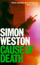 Cause of Death, Weston, Simon, Paperback, New