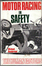 Motor Racing in Safety The Human Factors Anatomy Psychology Stress Well being +