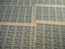 Scott# 1031A NINE SHEETS/100 1.25cents Santa Fe, NM Palace of Governors FRESH!