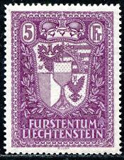 LIECHTENSTEIN 1934 142 ** POSTFRISCH SPITZENWERT(S0305