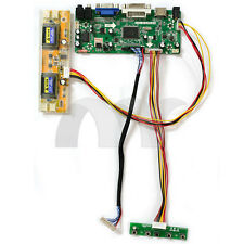 LCD Controller Board Kit HDMI+DVI+VGA+Audio For DIY Full HD LCD Monitor M240HW01