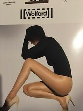 Wolford Satin Touch 20 Tights Pantyhose Strumpfhose 18378 Color Lion Small 20Den