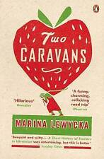 Two Caravans, By Marina Lewycka,in Used but Acceptable condition