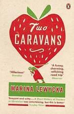 TWO CARAVANS, MARINA LEWYCKA, Used; Good Book