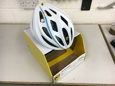 Mavic Syncro Helmet - Large White/Blue RRP £79.99