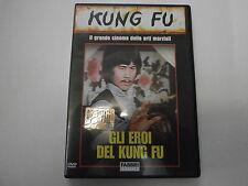 GLI EROI DEL KUNG FU - ED.FABBRI - FILM IN DVD - visitate COMPRO FUMETTI SHOP