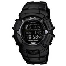 Casio G-Shock Shock-Resistant Tough Solar Wrist Watch Stealth Black - GW2310FB-1