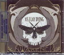 AS I LAY DYING AWAKENED SEALED CD NEW 2013