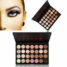 Hot Professional 28 Colors Neutral Warm Eyeshadow Palette Eye Shadow Makeup Set