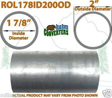 """1 7/8"""" ID to 2"""" OD Universal Exhaust Pipe to Component Adapter Reducer"""