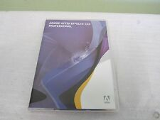 Adobe After Effects CS3 Professional for Macintosh Full Version with Serial #