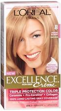 L'Oreal Excellence Creme - 8 Medium Blonde (Natural) 1 Each