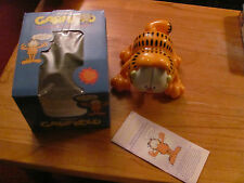 Vintage Garfield electric massager with box WORKS GREAT!!