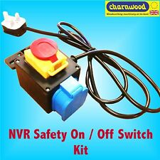 Charnwood W026 NVR Safety Switch For Router Table