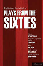 Methuen Plays from The Sixties NEW Loot Joe Orton The Ruling Class Peter Barnes