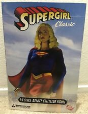 NIB DC DIRECT Supergirl CLassic 1:6 Scale Deluxe Collector Figure 13""
