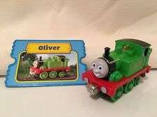 Thomas & Friends Diecast Metal Train Take Along Play - Oliver 11 & Card