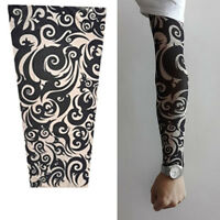 QW4 High Quality Old School Style Temporary Fake Slip On Tattoo Arm Sleeve TS150