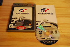 GRAN TURISMO 4 pour Playstation 2