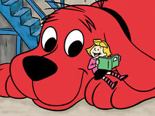 Clifford The Big Red Dog # 11 - 8 x 10 - T Shirt Iron On Transfer