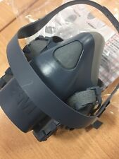 3M 7500 Series REUSABLE SILICONE HALF MASK / RESPIRATOR / 7501 Size Small