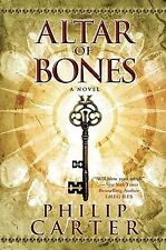 Altar of Bones Carter, Philip Hardcover