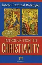 Introduction To Christianity (Communio Books), Joseph Cardinal Ratzinger, Pope B