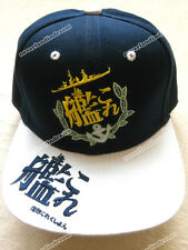 Japanese Anime Kantai Collection Hip-hop cap/hat with embroidery mark