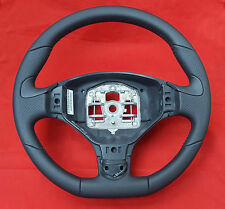 Genuine Peugeot 5008 3008 Leather Steering Wheel WITHOUT silver Decor 96877731ZE