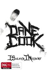 Dane Cook - Isolated Incident (DVD, 2011) New & Sealed