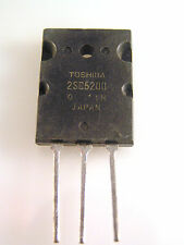 2SC5200 Toshiba Transistor TO3P  NPN Triple Diffused Type OM0148A