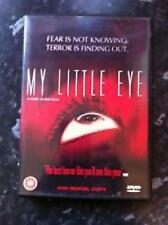MY LITTLE EYE - fear is not knowing, terror is finding out - DISC ONLY  {DVD}