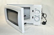Low Power White Microwave Oven for Caravans  [MSC.WELMW101]